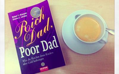 """Was du als Student &Jobeinsteigervom Weltbestseller """"Rich Dad Poor Dad"""" wissen musst"""