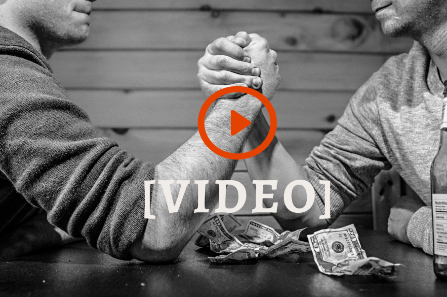 [VIDEO] Warum die meisten Menschen nicht reich werden…