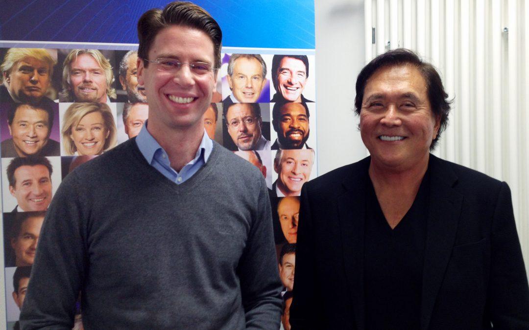 Interview mit Robert Kiyosaki (Was für eine Ehre!)